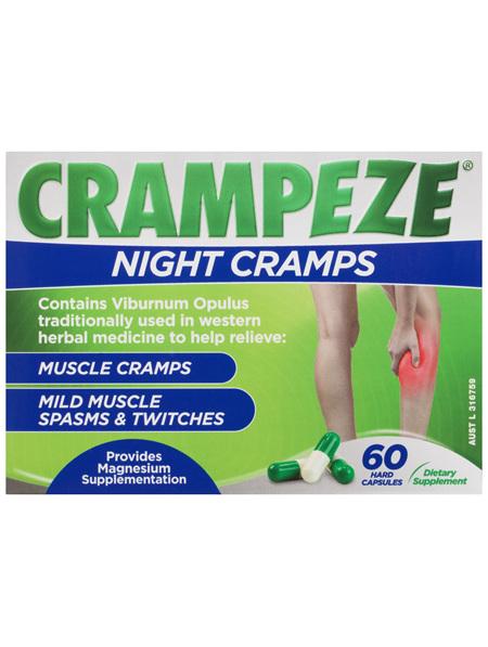 Crampeze 60 Capsules