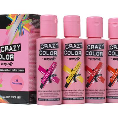 Crazy Colour