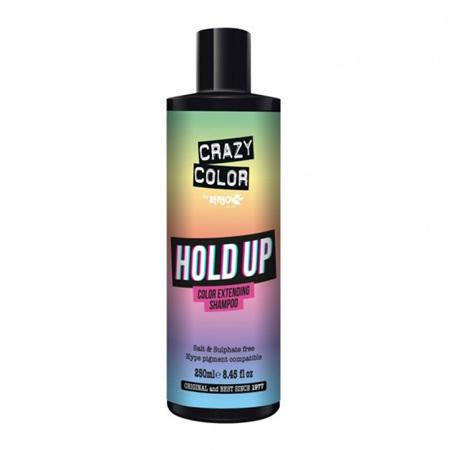 Crazy Colour Hold Up Colour Extending Shampoo