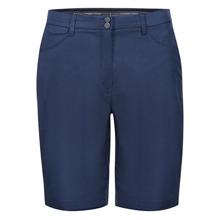 Cross Ladies Stretch Shorts - Navy