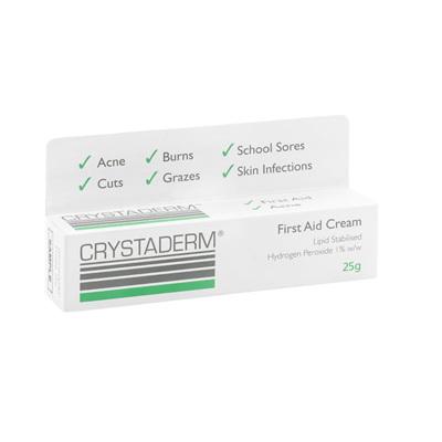 Crystaderm Cream 10G