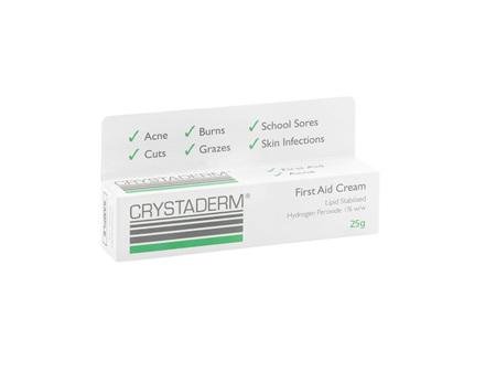 Crystaderm Cream 25G