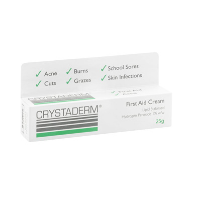 Crystaderm Cream - 25g