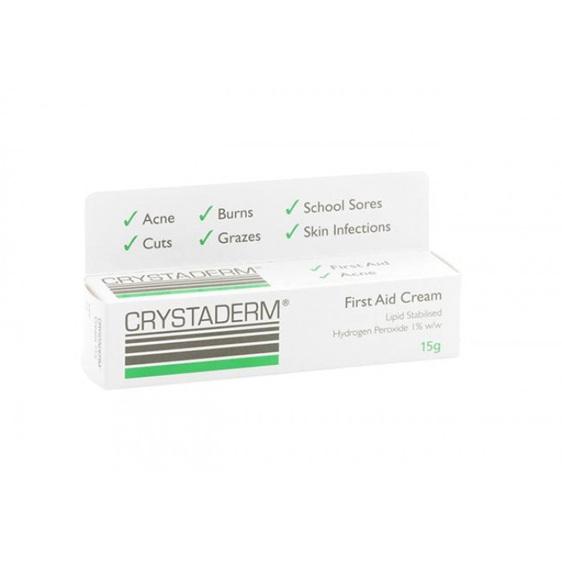 Crystaderm First Aid Cream
