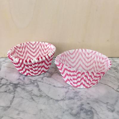Cupcake Case 25pk Flamingo WAS $5.90