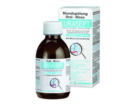 Curasept Mouthwash Chlorhexidine 0.5% 200ml DN240