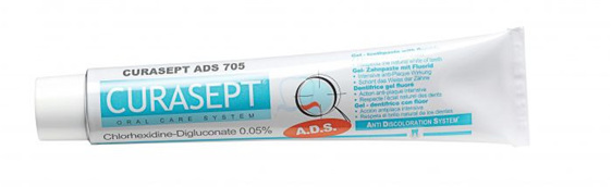 Curasept Toothpaste 0.05% 75ml DN243