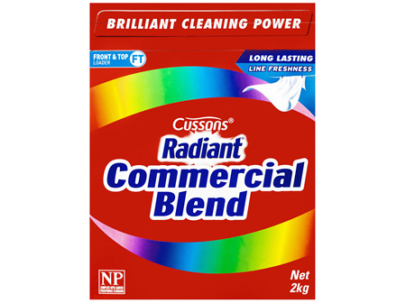 Cussons Radiant Commercial Blend 2kg