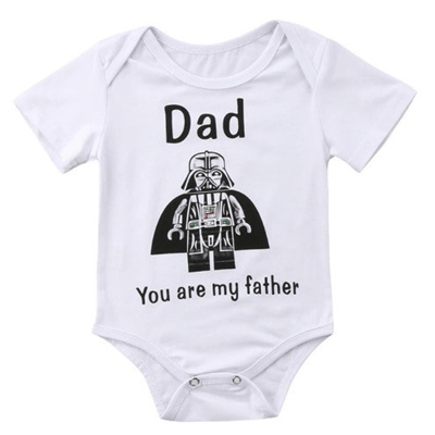 Dad You Are My Father Romper