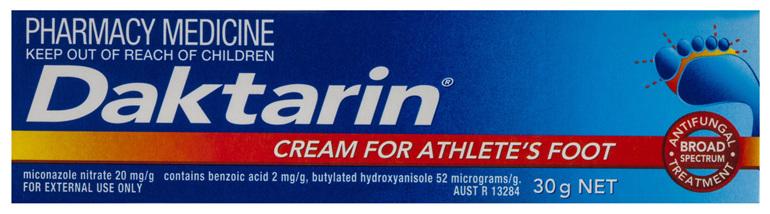 Daktarin Cream 30g
