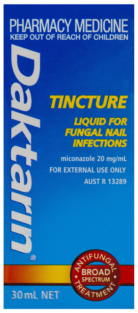 Daktarin Tincture Liquid 30mL
