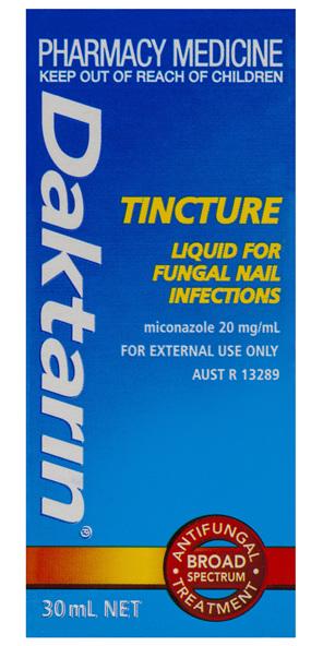 Daktarin Tincture Liquid 30mL