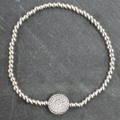 Dallas Bracelet - Silver