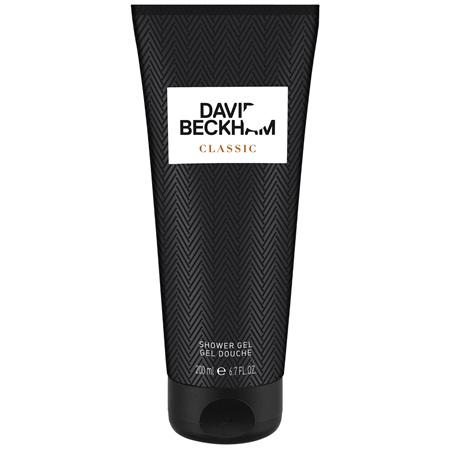 David Beckham Classic Shower Gel, 200 ml
