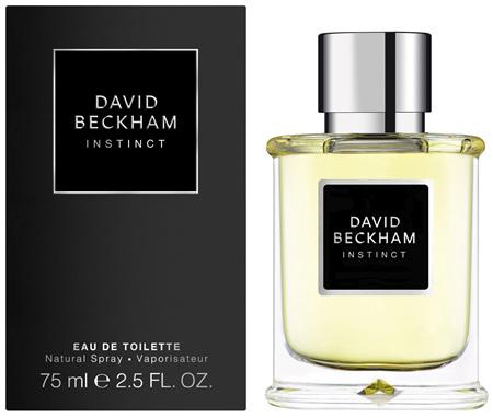 David Beckham Instinct, Eau de Toilette for Him, 75mL