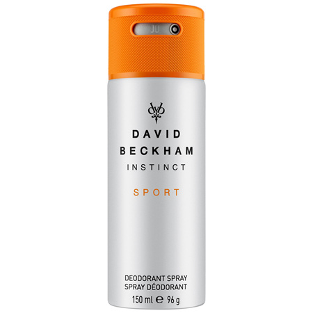 David Beckham Instinct Sport Deodorant Body Spray 150ml