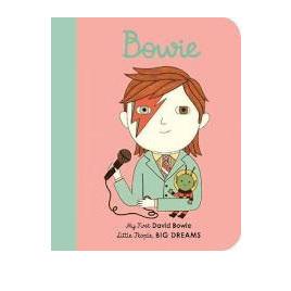 David Bowie Board Book
