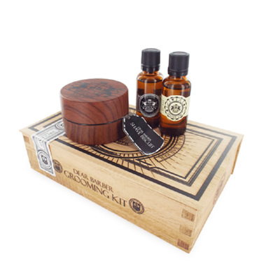 Dear Barber Collection Box #4 - Shave Care