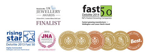 Deloitte Fast 50, Rising Star, Jewellery design awards, best award winners