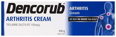 Dencorub Penetrating Arthritis Cream 100g