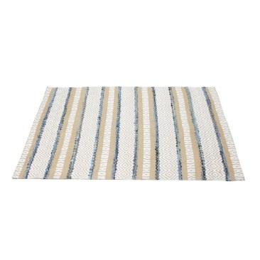 Denim Weave Floor Rug