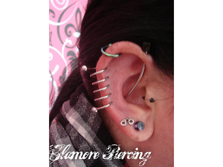 Deposit for piercing, Out of open times