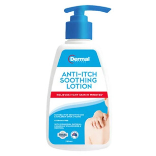 DERMAL THERAPY Anti Itch Lotion 250ml