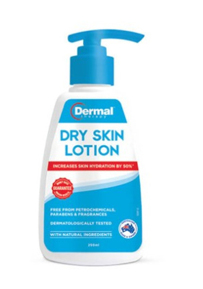 DERMAL THERAPY Dry Skin Lotion 250ml