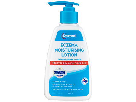 Dermal Therapy Eczema & Dermatitis Lotion 250mL