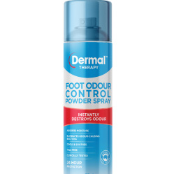 DERMAL THERAPY Foot Odour Cont 210ml