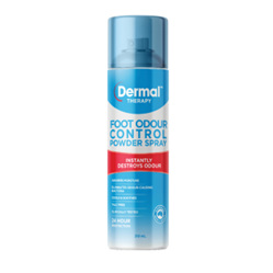 DERMAL THERAPY Foot Odour Control 210ml