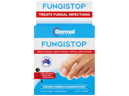 Dermal Therapy Fungistop 30mL