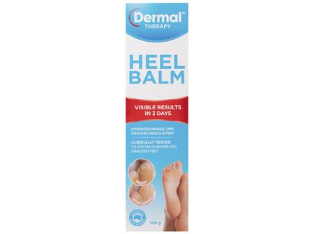 Dermal Therapy Heel Balm 100g