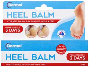 Dermal Therapy Heel Balm 50g