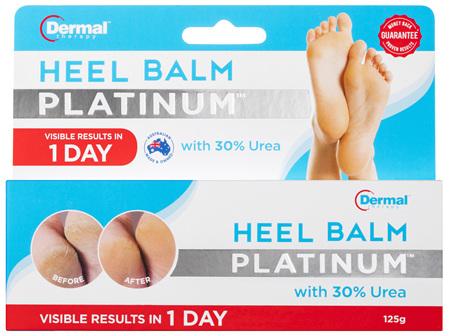 Dermal Therapy Heel Balm Platinum 125g