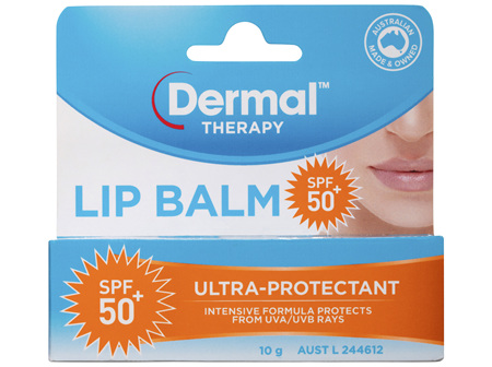 Dermal Therapy Lip Balm SPF 50+ 10g