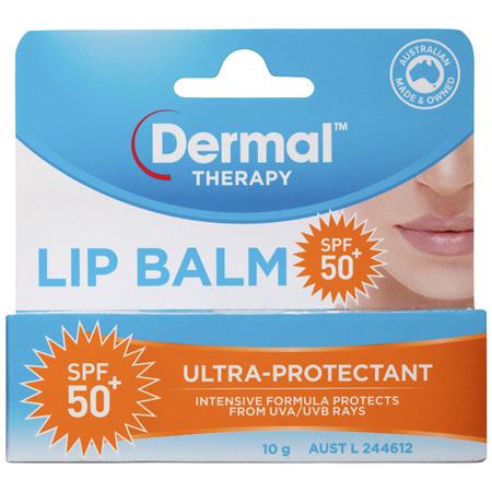 Dermal Therapy Lip Balm SPF 50+ 10g