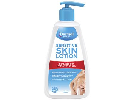 Dermal Therapy Sensitive Skin Lotion 750mL