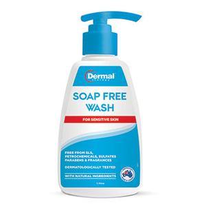 DERMAL THERAPY Soap Free Wash 1L