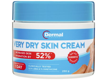 Dermal Therapy Very Dry Skin Cream 250g