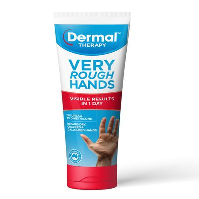 DERMAL THERAPY V/Rough Hands 100g