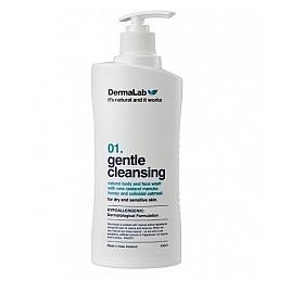 DermaLab - Gentle Cleansing Face Wash - 430mL