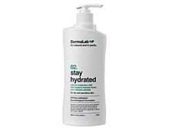 DermaLab - Stay Hydrated Moisturiser - 430mL