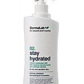 DermaLab - Stay Hydrated Moisturiser - 430mL