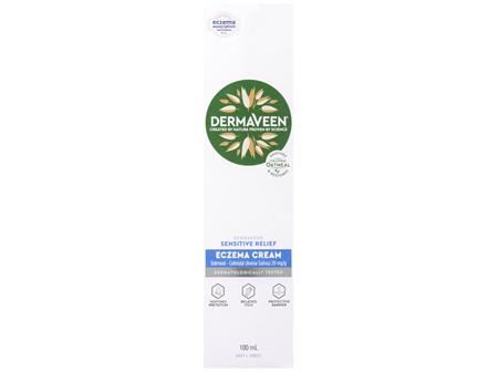 DermaVeen Sensitive Relief Eczema Cream 100mL
