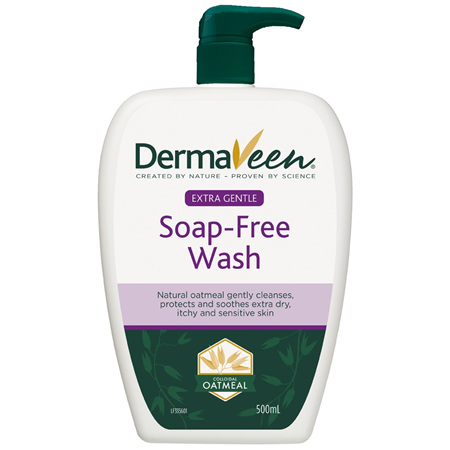 DERMAVEEN Soap Free Wash 500ml