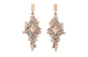 ANTIPODES DIAMOND EARRINGS