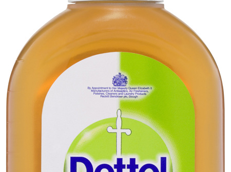 Dettol Antiseptic Antibacterial Disinfectant Liquid 250ml