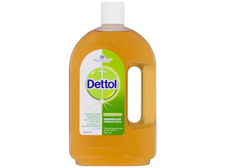 Dettol Antiseptic Antibacterial Disinfectant Liquid 750mL