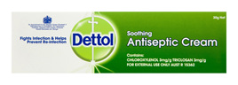 Dettol Antiseptic Cream 30g